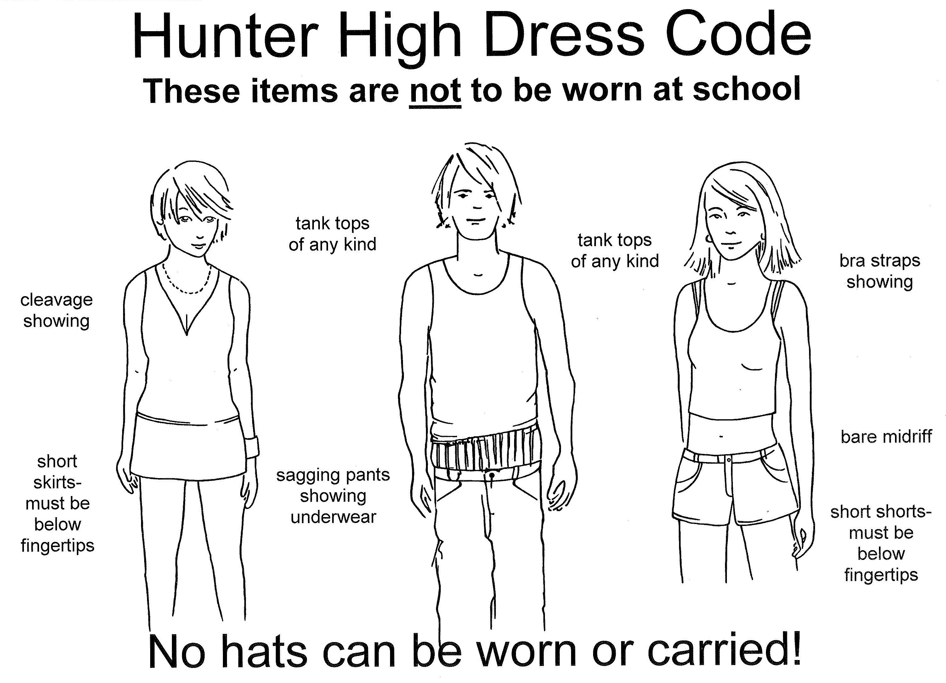 Persuasive essay on dress code
