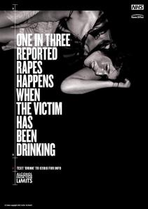 I'm really disturbed by this picture. Plus, if two out of three rapes happens when the victim is sober, does that mean I'm safer if I'm drunk?