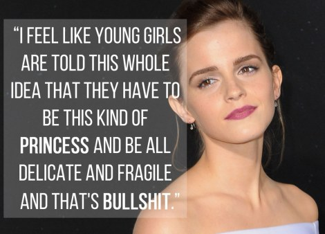 Even before her speech at the UN, Emma Watson was all about empowering women and girls.